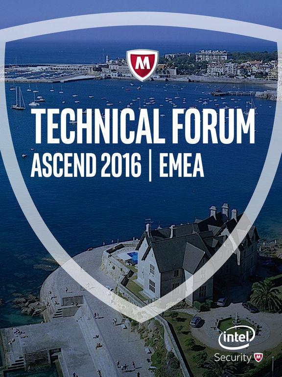 EMEA Partner Technical Forum screenshot 4
