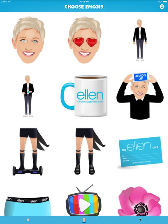 Ellen's Emoji Exploji screenshot 8