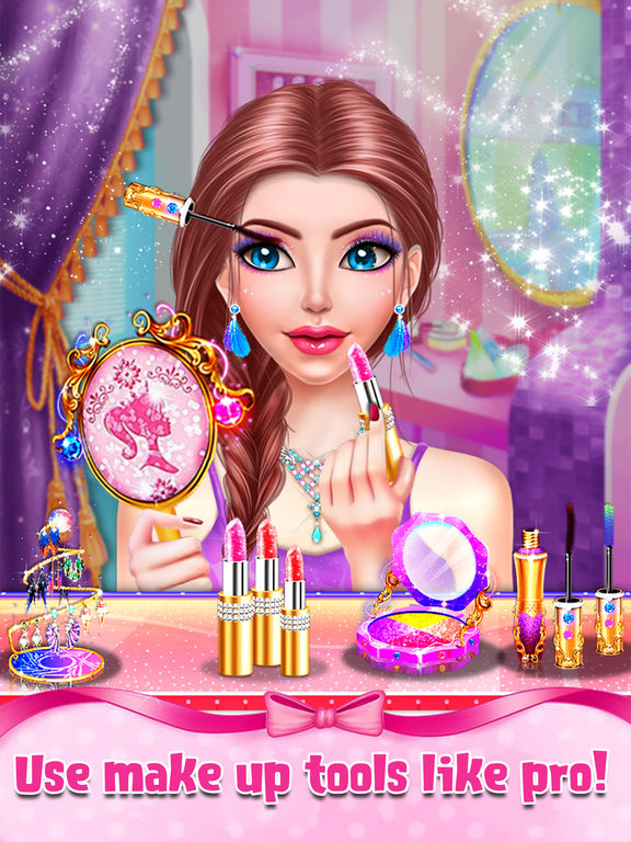 Princess Beauty Makeup screenshot 8