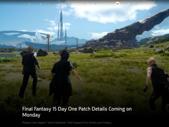 GameSpot Now screenshot 6