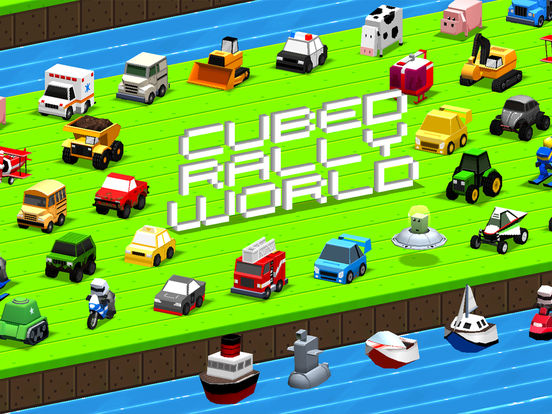 Cubed Rally World - GameClub screenshot 6