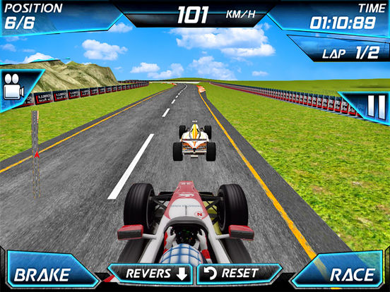 McLaren Formula F1 : Real Fast Car Racing Game-s screenshot 4