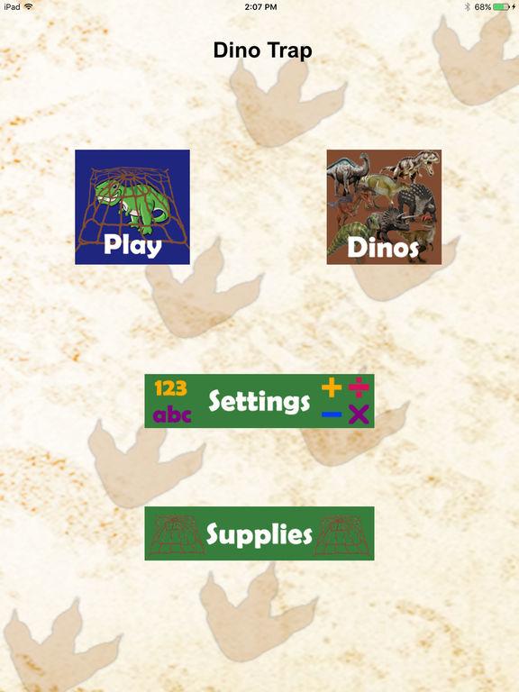 Dino Trap screenshot 6