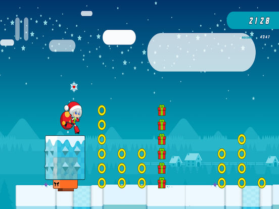 Santa Girl Runner screenshot 6