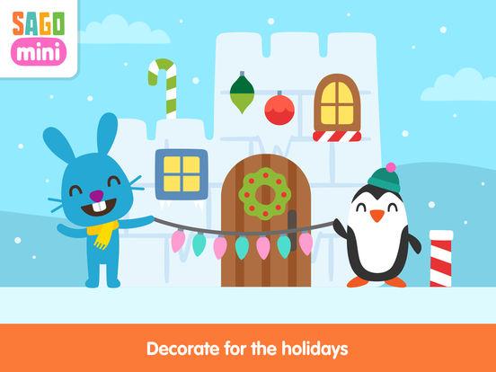 Sago Mini Holiday Trucks and Diggers screenshot 9
