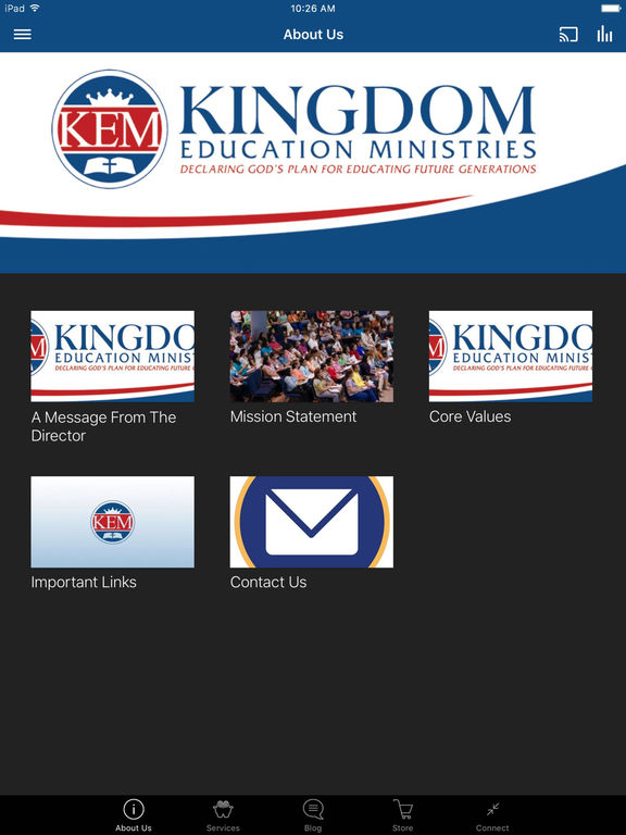 Kingdom Education Ministries screenshot 4