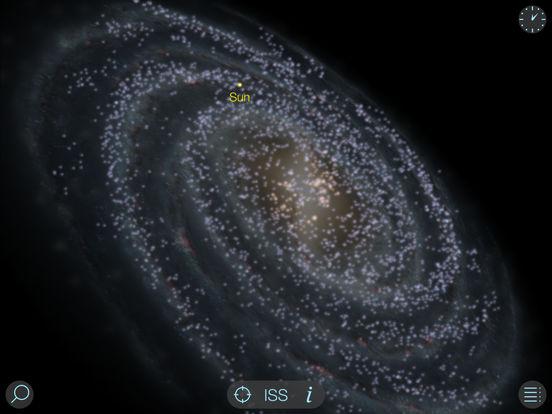 Solar Walk Lite:Planetarium 3D screenshot 10