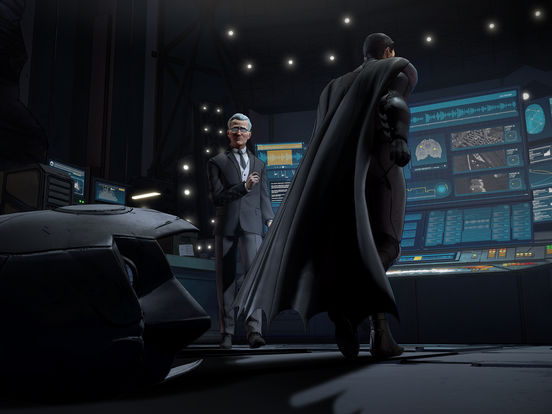 Batman - The Telltale Series screenshot #2