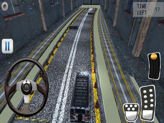 Jeep Crazy Parking:Fast Speed Track screenshot 4