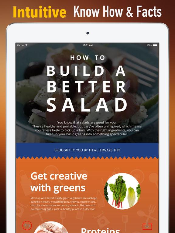 Salad Dressing 101-Recipes Tips and Tutorial screenshot 6