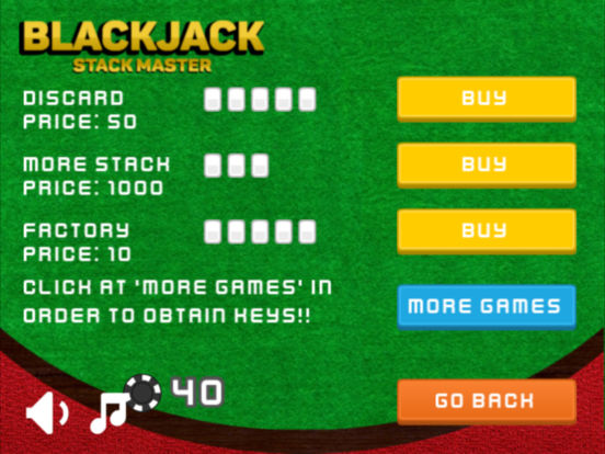 Blackjack - Stack Master screenshot 9