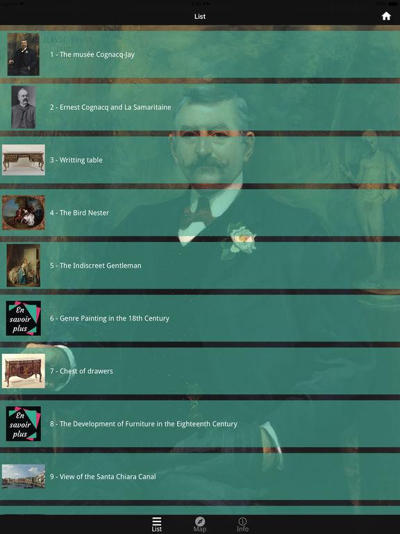 Cognacq-Jay Museum screenshot 6