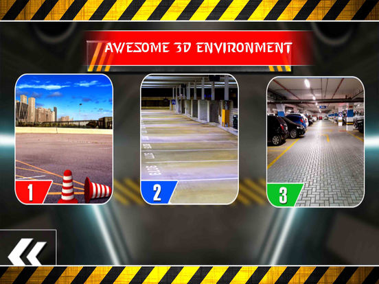 Charismas Limousine Drive : New Free Par-King Game screenshot 5