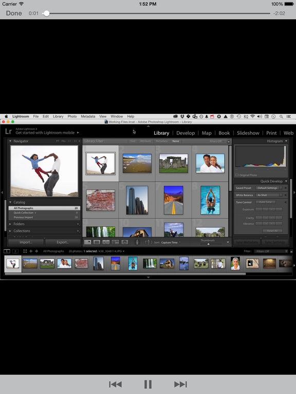 LearnFor LightRoomCC2017 screenshot 9