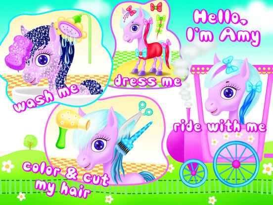 Sweet Baby Animals Beauty Salon screenshot 6