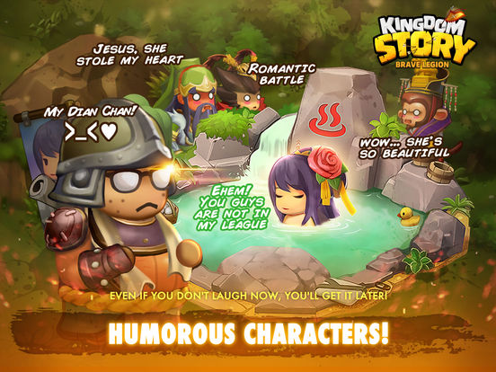 Kingdom Story: Brave Legion screenshot 10