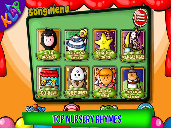 Jukebox Rhymes HD Lite screenshot 8