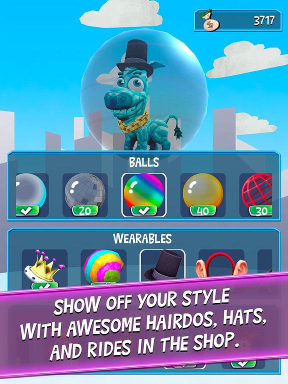 Ballarina - a GAME SHAKERS App screenshot 9