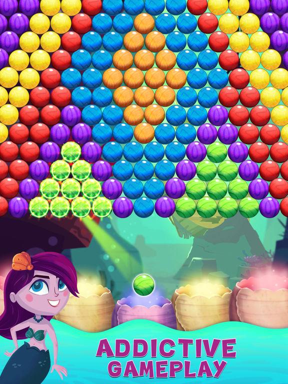 Bubble Mermaid screenshot 7