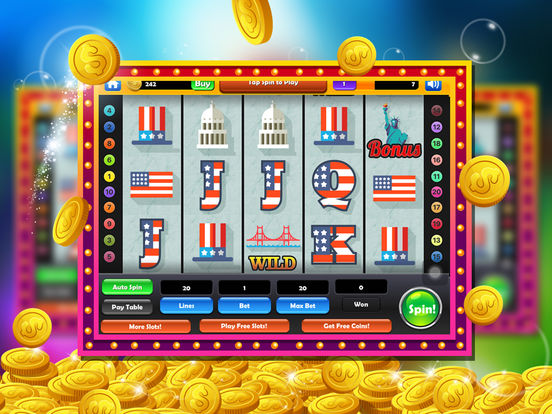 Atlantis Casino Craze : 3-Reel Party Slots Machine screenshot 9