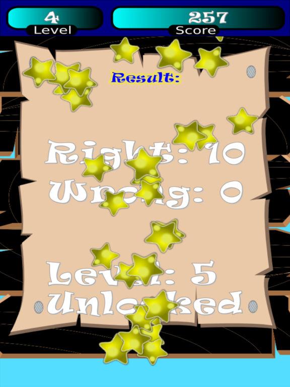 Division Math (kids math) HD screenshot 4