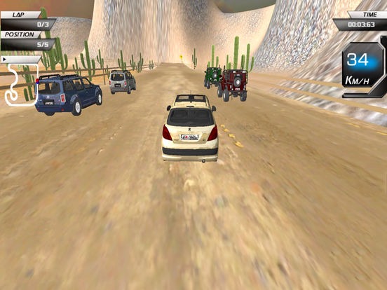 Turbo Speed Race : A New Most Wanted Racing Game screenshot 6
