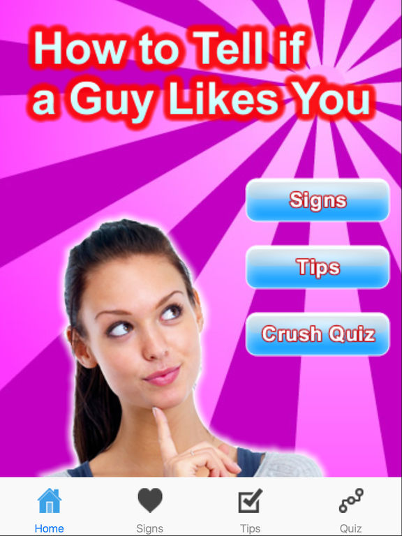 How To Tell If A Guy Likes You   Apps   148Apps
