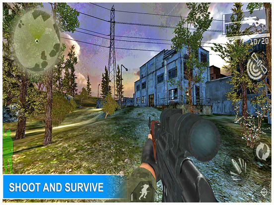 Contract Commando Shooter : Sniper Kill-er Action screenshot 8