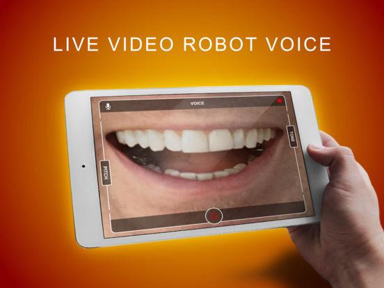 Robot Voice Booth screenshot 3