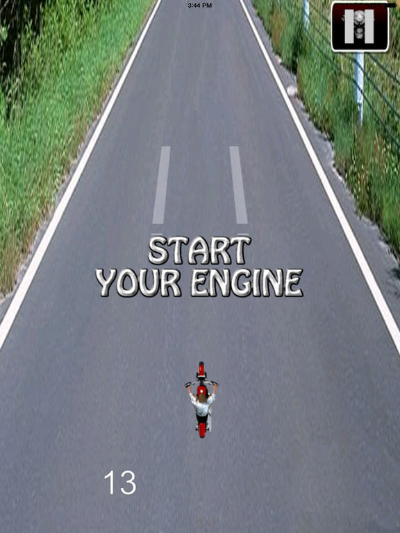 Recharged Motorcycle Fury Pro - Incredible Racing Track screenshot 8