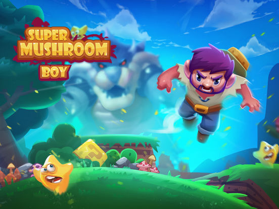 Super Mushroom World screenshot #4
