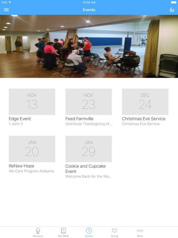 Calvary Chapel Farmville screenshot 5