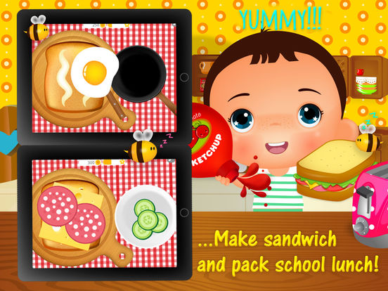 Sweet Little Jacob Playschool - No Ads screenshot 9