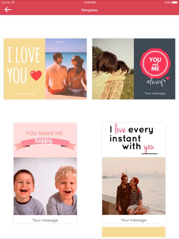 ePostcard - Compose your Postcard screenshot 8