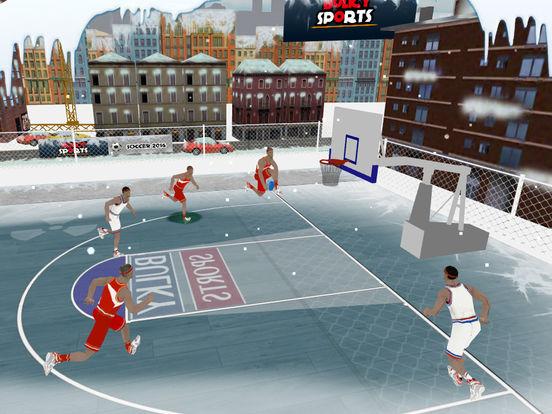 Basketball 2017 - Xmas Holidays slam dunks Mobile screenshot 8