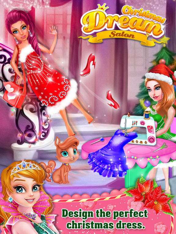 Christmas Dream Salon screenshot 10