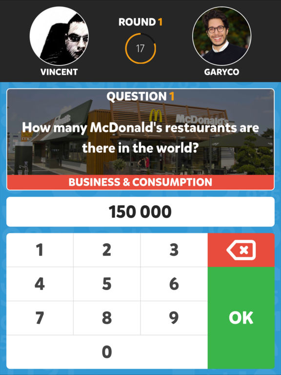Numerus Quiz screenshot 5