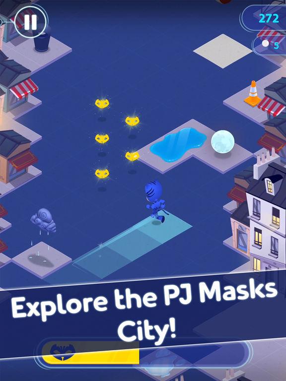 PJ Masks™: Super City Run screenshot 7