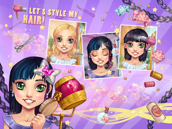 Beauty Salon Era Mix - Princess Makeover Fun screenshot 9