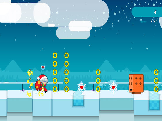 Santa Girl Runner screenshot 7