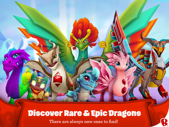DragonVale World screenshot 10