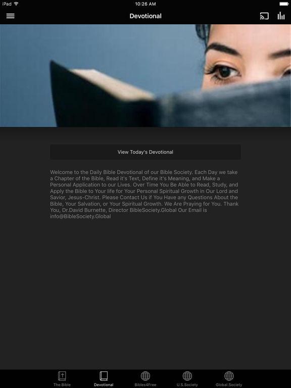 Bible - Bibles4Free.com screenshot 4