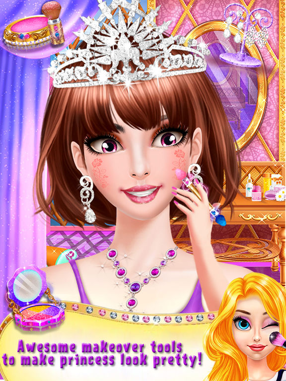 Royal Princess Salon screenshot 7