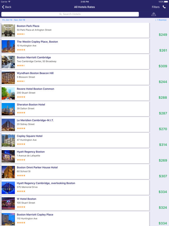 i4boston - Boston Hotels & Yellow Pages Directory screenshot 10