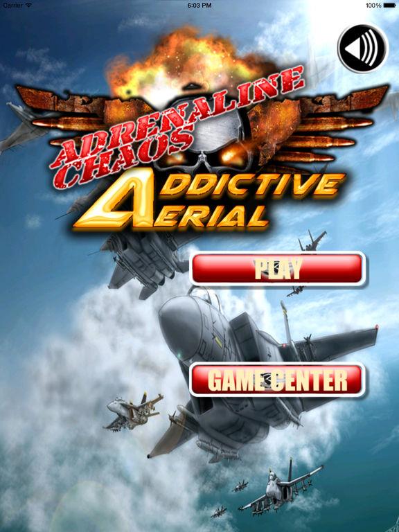 Adrenaline Chaos Addictive Aerial - Amazing Fly Addictive Aircraft screenshot 6