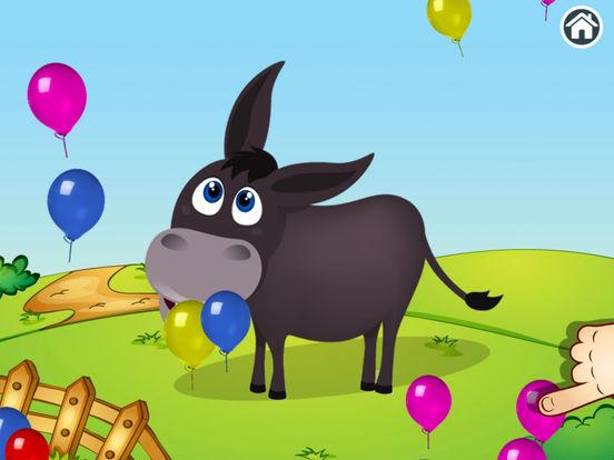 Animal Farm Points - Preschool Games screenshot 8