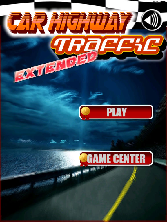 Car Highway Traffic Extended - A Fiery Race screenshot 6
