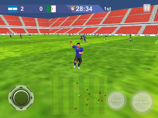 Play World Football Soccer screenshot 5