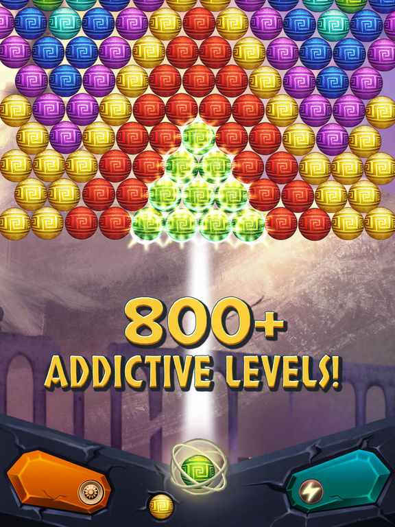 Bubble Shooter! Fantasy screenshot 6