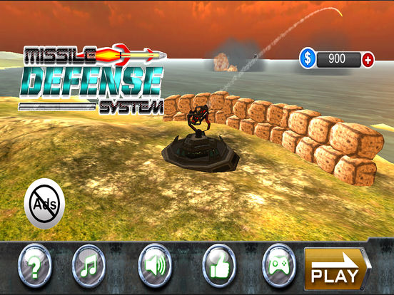 Missile Defence System : Free Army strategy Game screenshot 5